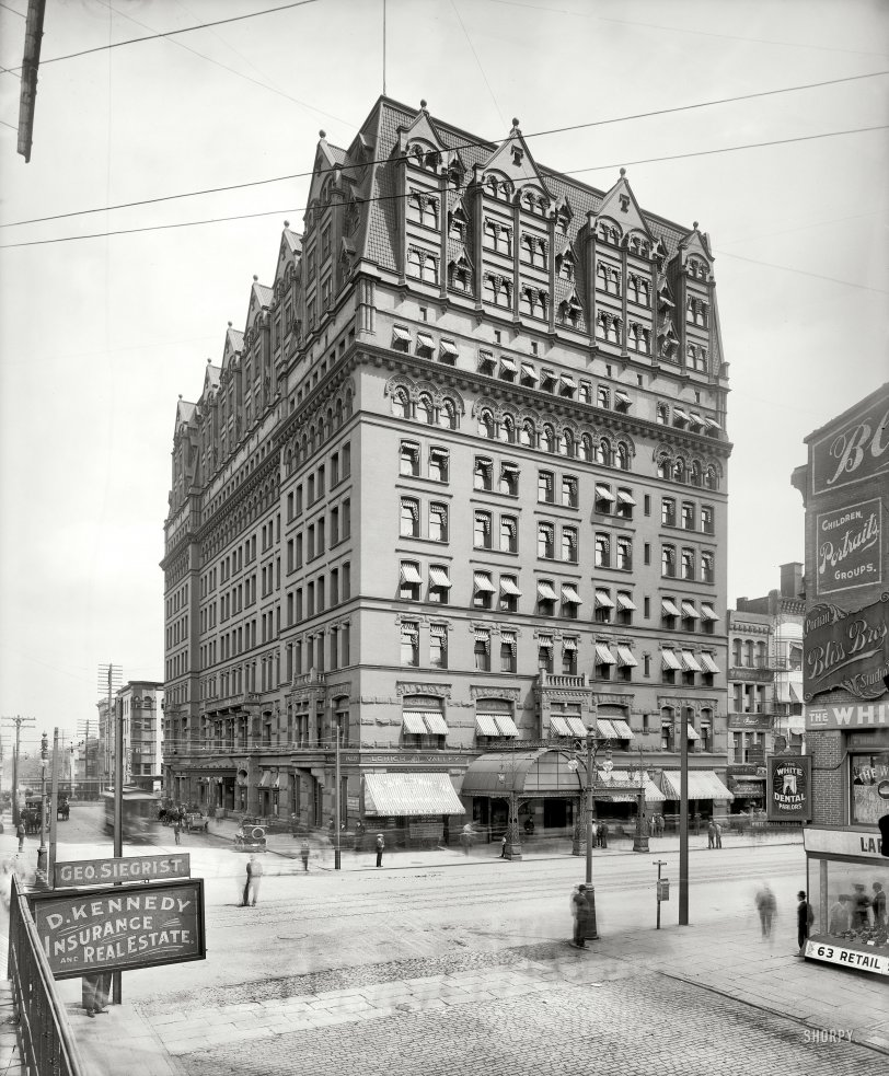 Hotel Iroquois: 1905