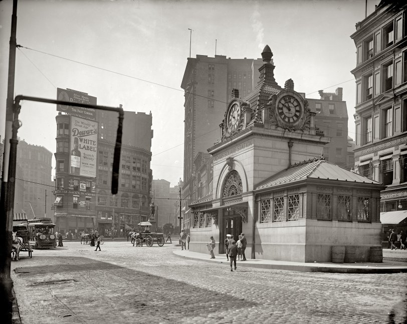 Adams Square: 1905