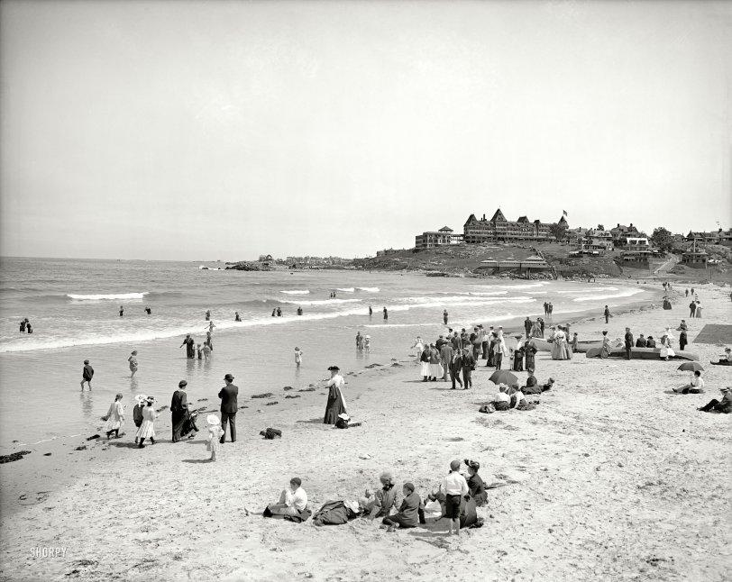 Nantasket Beach: 1905