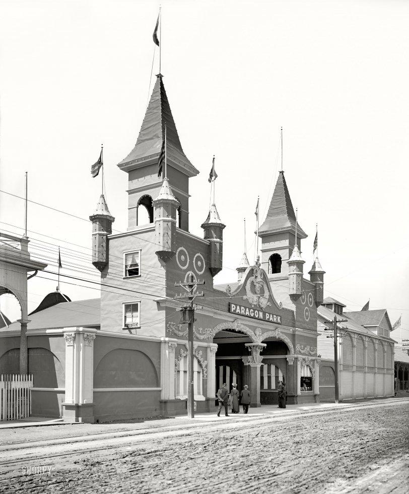 Paragon Park: 1905