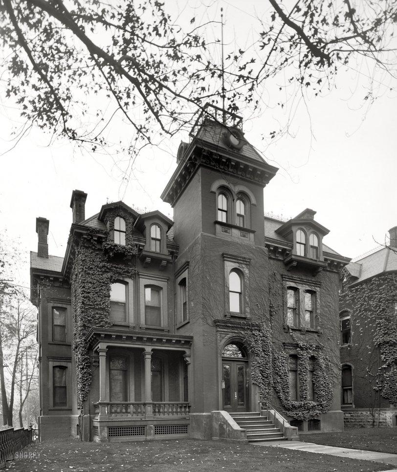 American Gothic: 1905