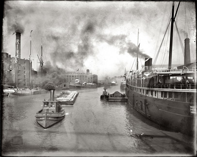 Smoke on the Water: 1905