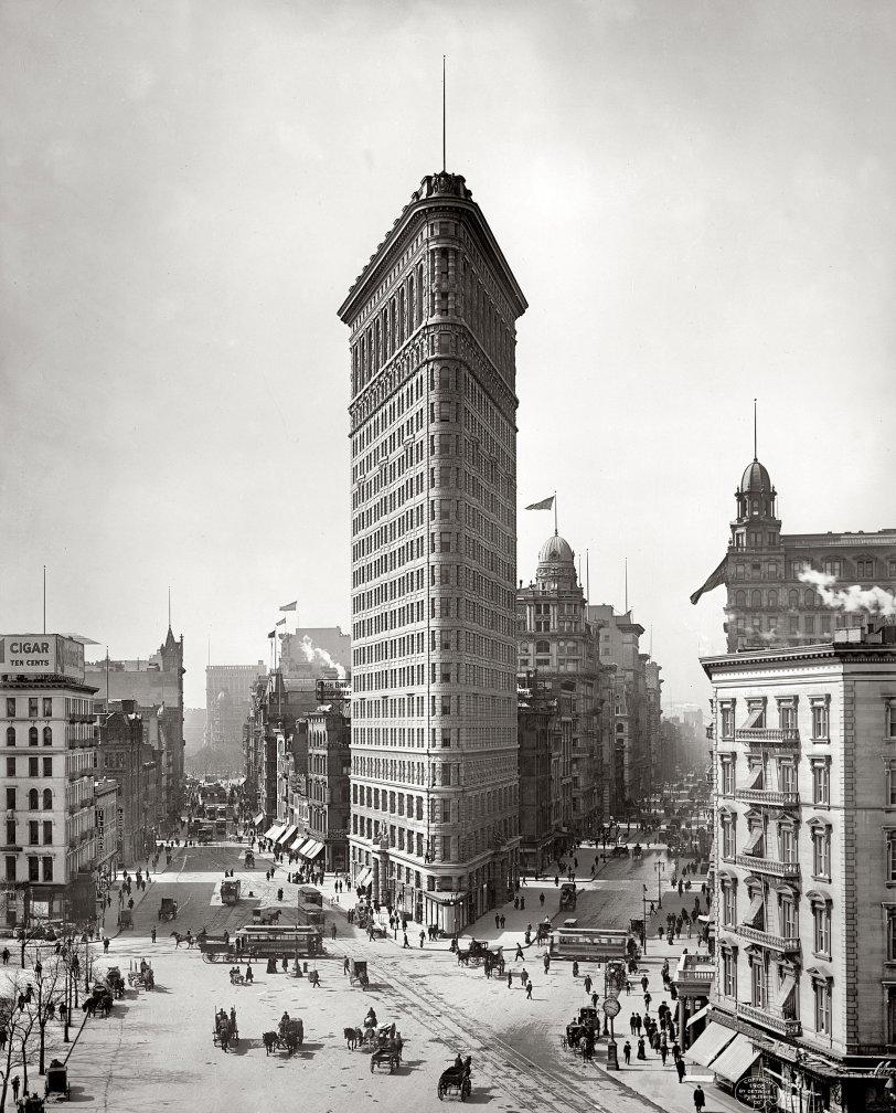 On the Edge: 1905