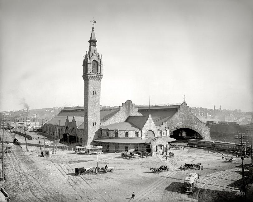 Union Station: 1906