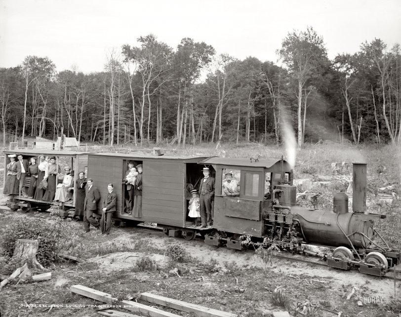 The Little Engine: 1906