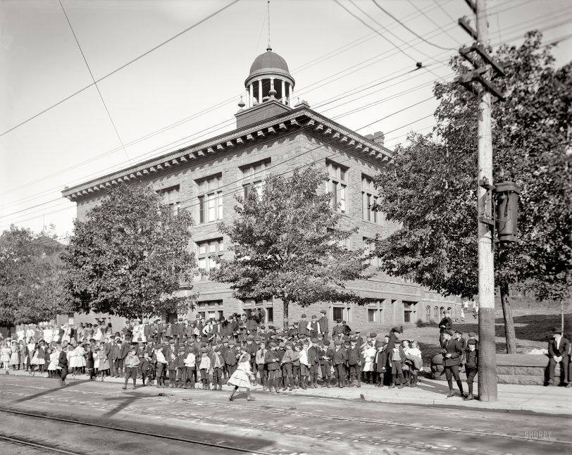 Hancock High: 1906