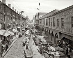 Light Street: 1906