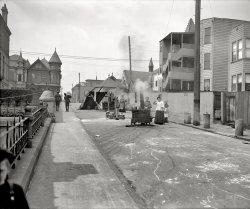Frisco Alfresco: 1906