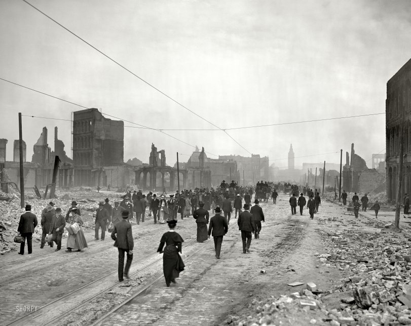 After the Earthquake: 1906