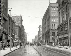 Walnut Street: 1906