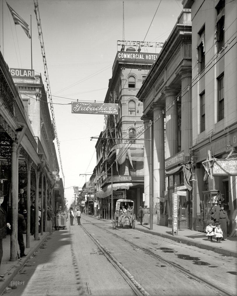 Royal Street: 1906