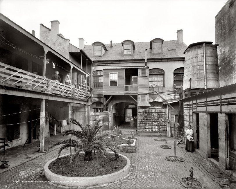 Old New Orleans: 1906
