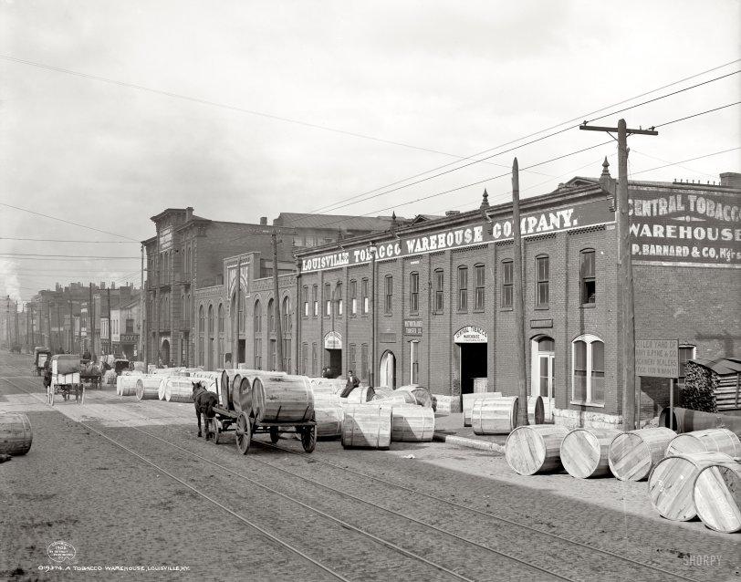 Central Tobacco: 1906