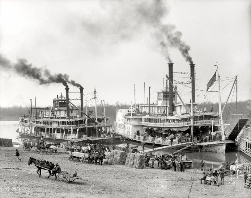 Old Man River: 1906