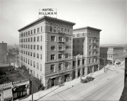Hotel Hillman: 1906