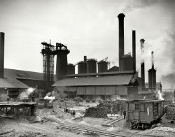 Sloss City Furnaces: 1906