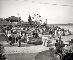 Kingston Point Park: 1906