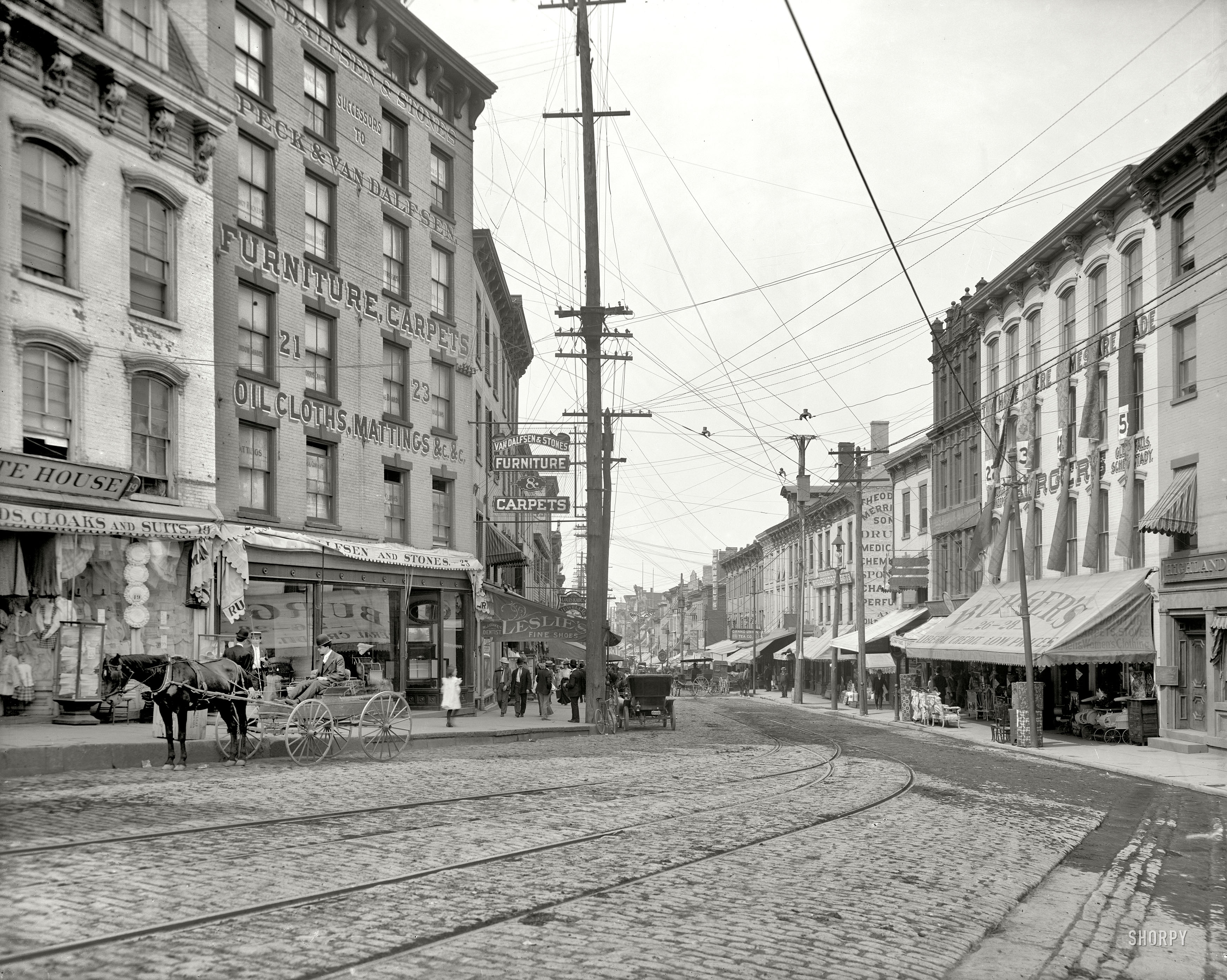 The Post-War Years | Newburgh NY