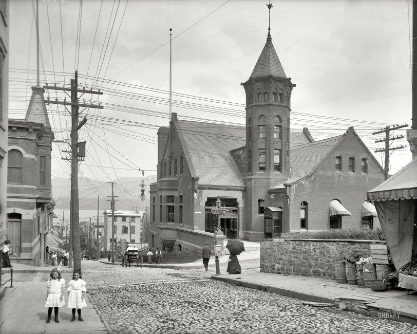 Newburgh P.O.: 1906