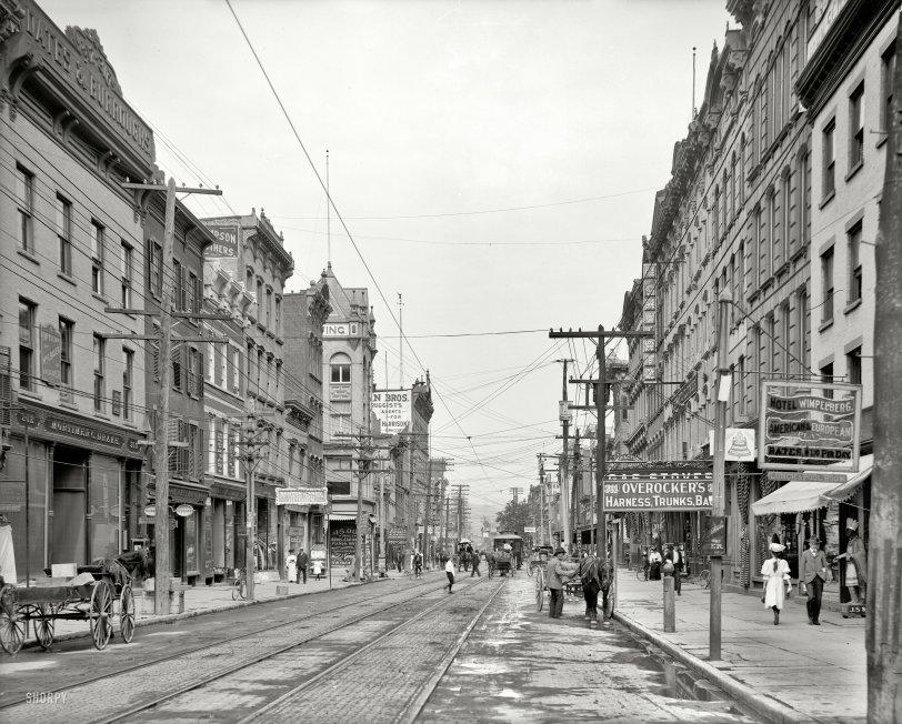 Poughkeepsie: 1906