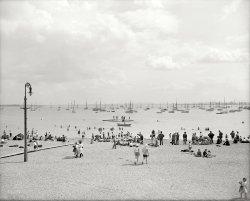 Beantown Bathers: 1906