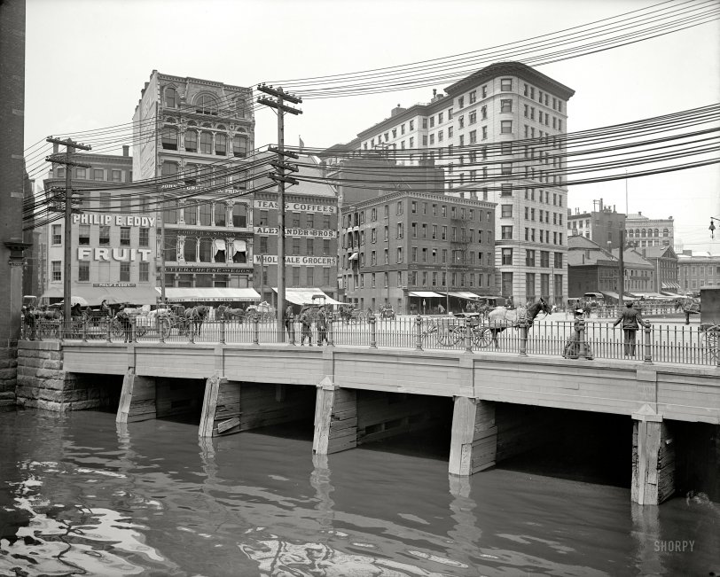 Crawford Street Bridge: 1906