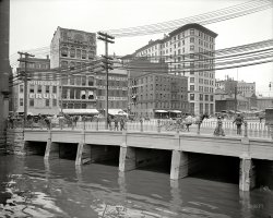 Crawford Street Bridge: 1906