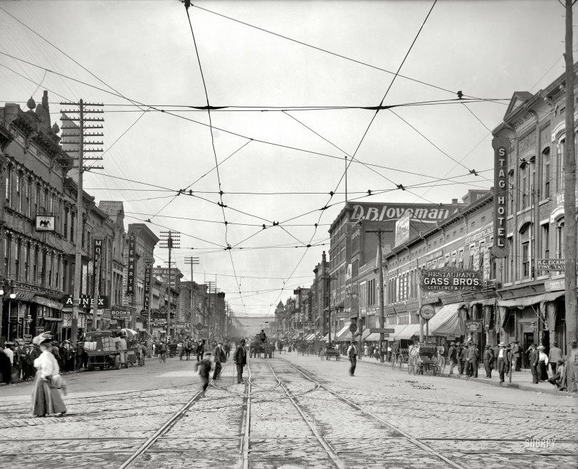 The Web: 1907