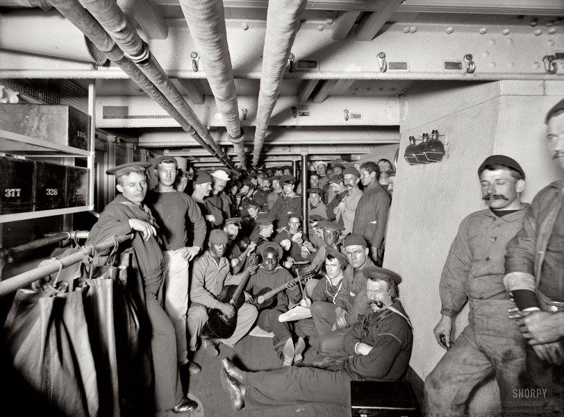 Motley Crew: 1897