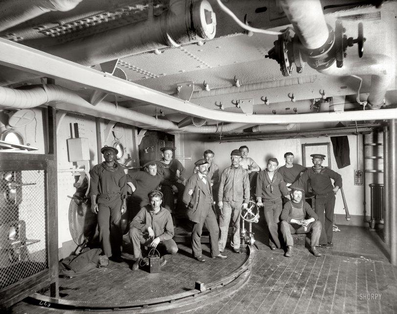 Torpedo Gunners: 1896