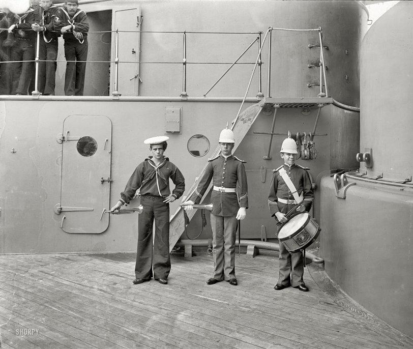 Bugle Boys: 1896