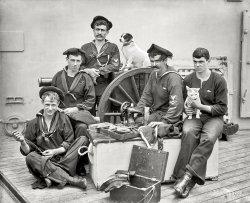 Sailing Tailors: 1896