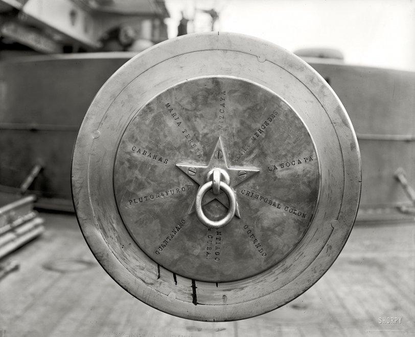 Adios, Vizcaya: 1900