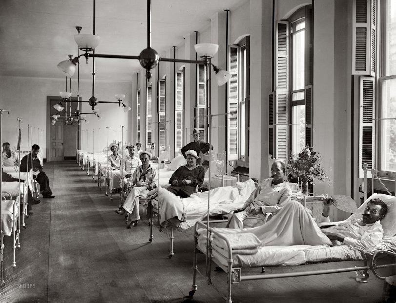 Sick Bay: 1900