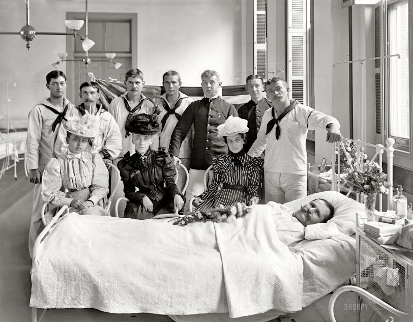 Get Well Soon: 1900