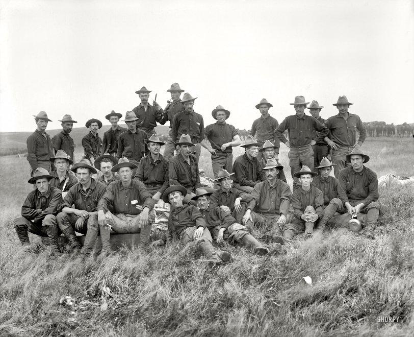 Back From Cuba: 1898