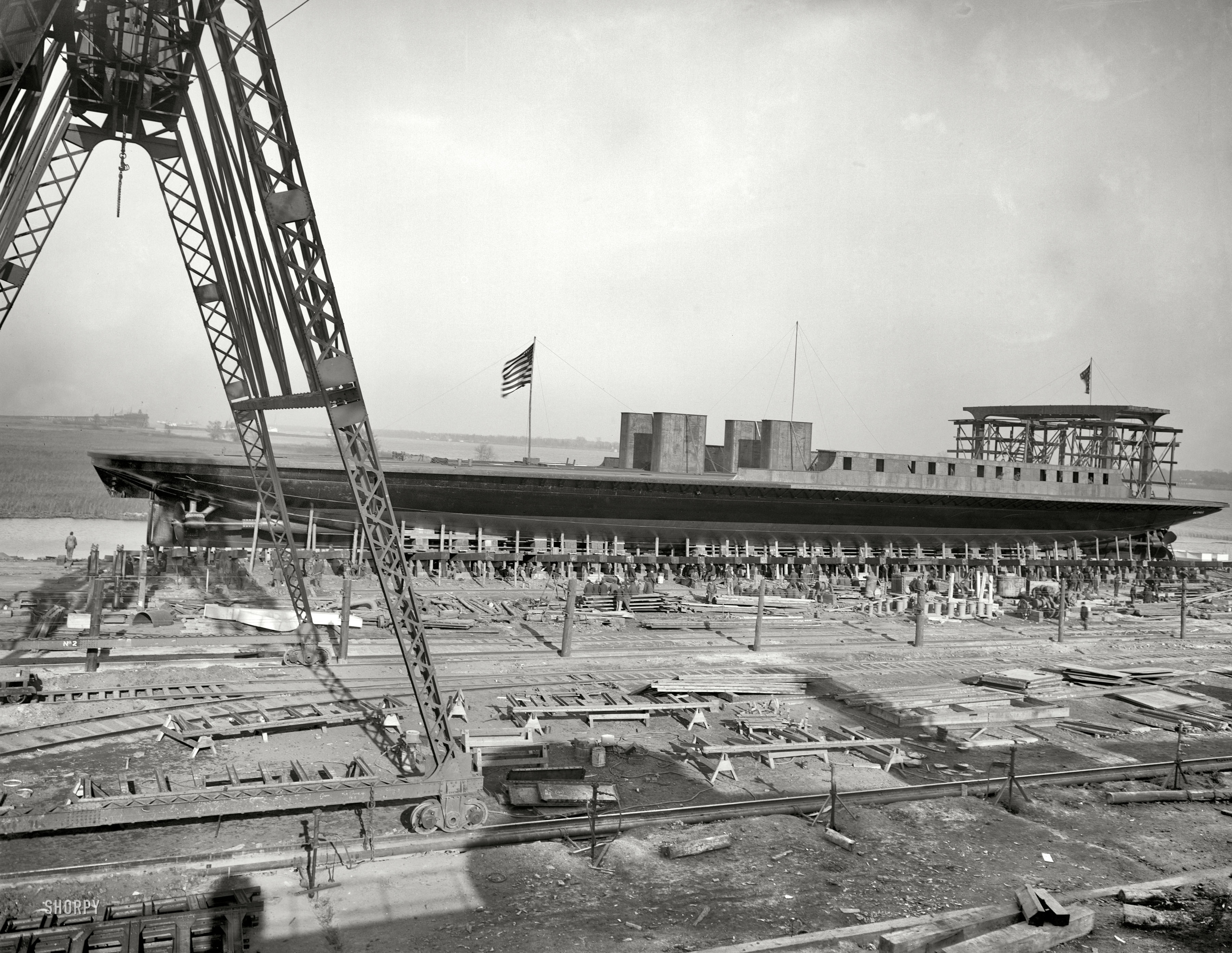 Shorpy Historical Picture Archive :: Avenue C: 1904 high