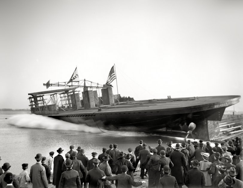 Splashdown: 1904