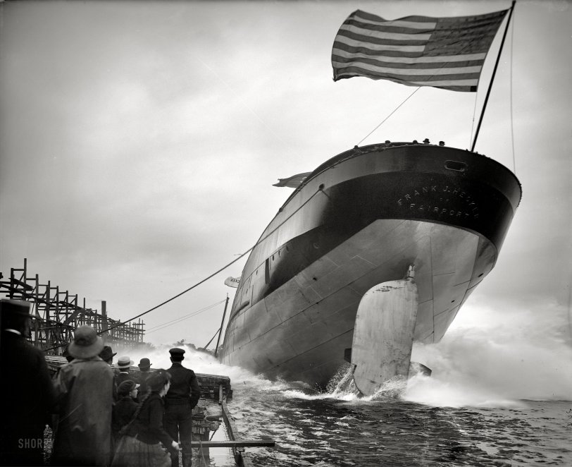 Launch Party: 1905