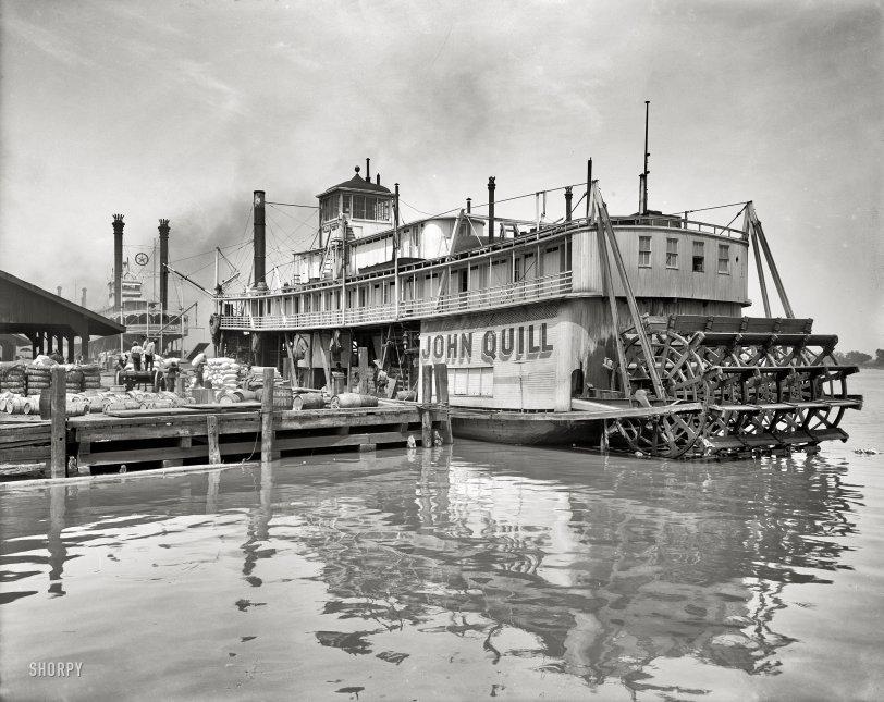 John Quill: 1910