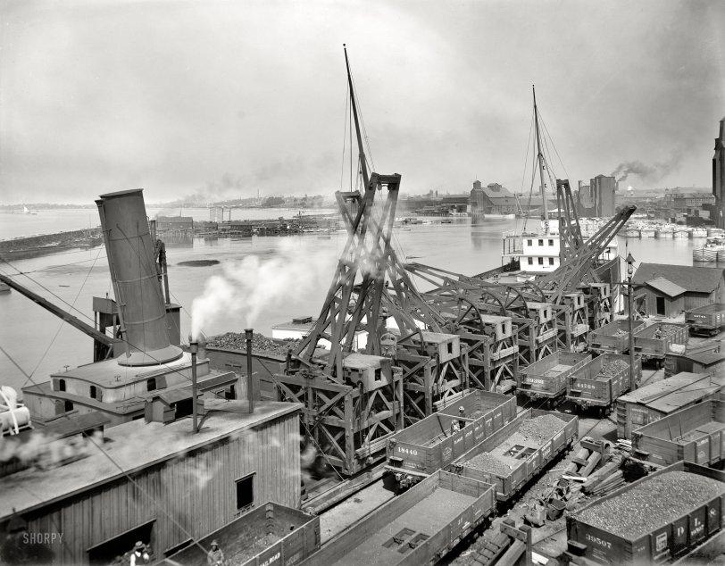 Unloading: 1900
