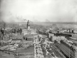 East From Majestic: 1903