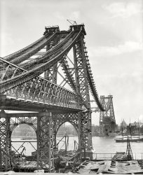 Williamsburg Bridge: 1902