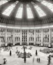 The Atrium: 1903