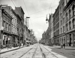 Gay Street: 1903