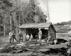 Roughing It: 1905