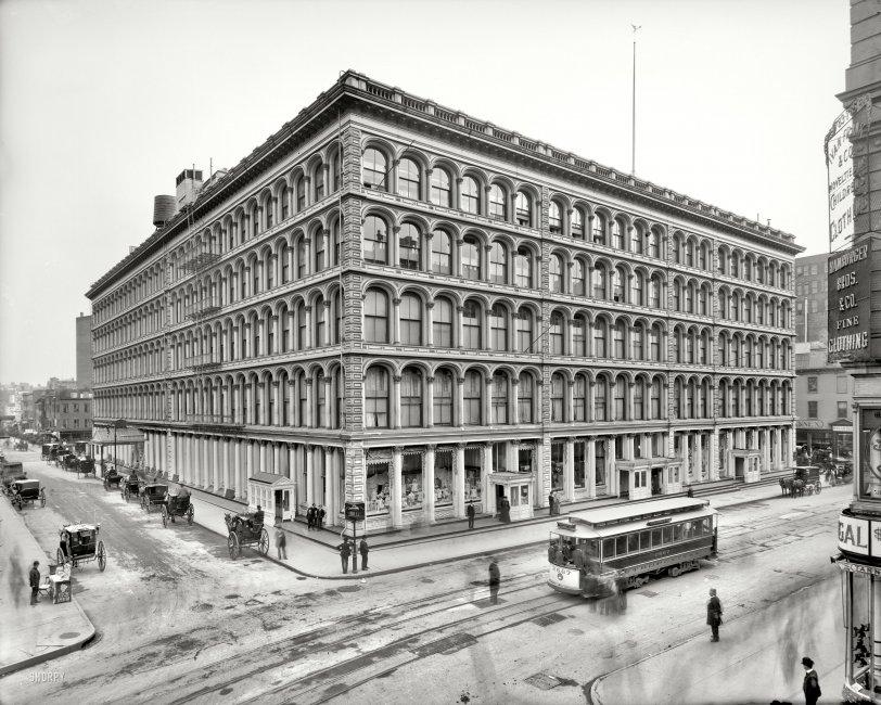 Wanamaker's: 1906