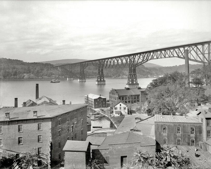 Poughkeepsie Bridge: 1905