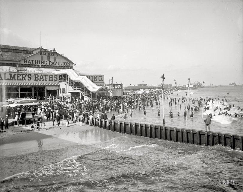 Balmer's Baths: 1908