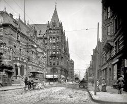 Elm Street: 1905
